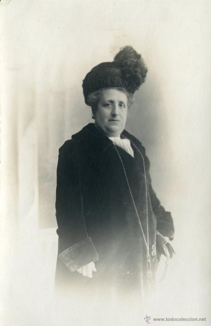 FAMILIA CASTELLARY 1912-14, PILAR (Fotografía Antigua - Tarjeta Postal)
