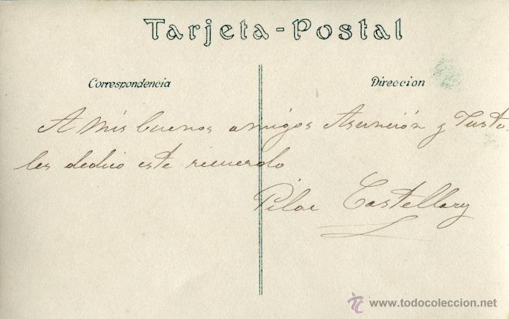 Fotografía antigua: Familia Castellary 1912-14, Pilar - Foto 2 - 47351020