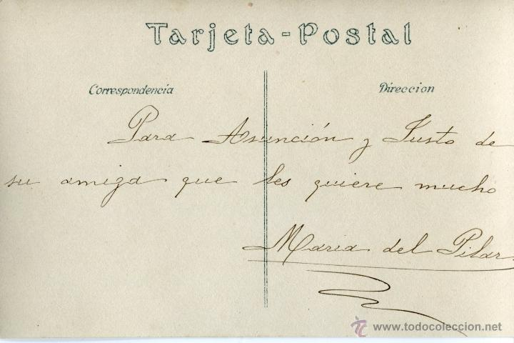 Fotografía antigua: Familia Castellary. Maria del Pilar - Foto 2 - 47351031
