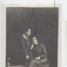 Fotografía antigua: FOTOGRAFIA ANTIGUA. FOTOGRAFO J. BAÑÓN .VIC. SIN CIRCULAR. Lote 48377226