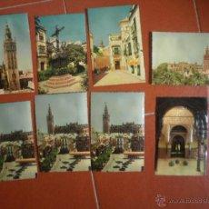 Fotografía antigua: POSTALES ANTIGUAS. Lote 48898901