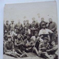 Fotografía antigua: TARJETA POSTAL DE 1925 EN TAFERSIT, MARRUECOS. Lote 49160049