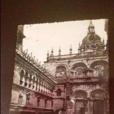 Fotografía antigua: FOTOGRAFIA TARJETA POSTAL DE SANTIAGO - CATEDRAL . Lote 49210986