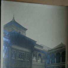 Fotografía antigua: SEVILLA - FOTO ANTIGUA - ALCÁZAR - 1920 'S - RARA. Lote 49512737
