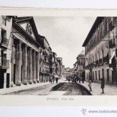 Fotografía antigua: TARJETA POSTAL HUESCA COSO ALTO EDICIONES ARRIBAS ZARAGOZA. Lote 49529840