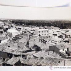 Fotografía antigua: TARJETA POSTAL ALCOLEA DE CINCA HUESCA VISTA PARCIAL. Lote 49530411