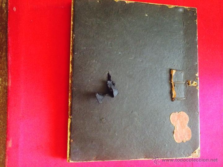 Fotografía antigua: Postal iluminada puente Isabel II souvenir Sevilla (palacio novedades) - Foto 3 - 49734209