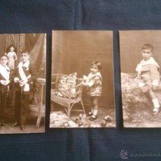 Fotografía antigua: FOTOGRAFIA ANTIGUA FOTOS. VALLADOLID.1921. Lote 49916230