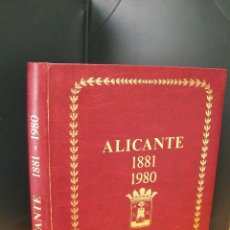 Fotografía antigua: ALICANTE 1881-1980. COLECCIÓN LA MEMORIA COLECTIVA. RETRATOS DE UNA CIUDAD.. Lote 50281040
