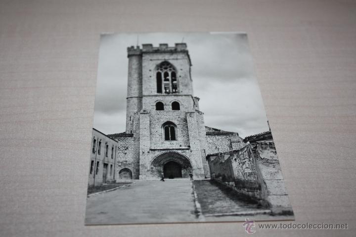 PALENCIA TORRE DE SAN MIGUEL=N0 17=EDICION SICILI ZARAGOZA (Fotografía Antigua - Tarjeta Postal)