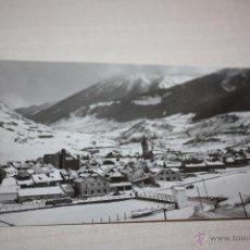 Fotografía antigua: VIELLA VALLE DE ARAN=N0 21 VISTA GENERAL EDICIONES SICILIA ZARAGOZA. Lote 50318037