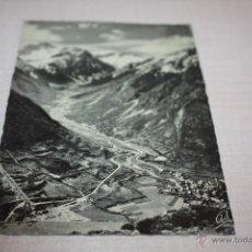 Fotografía antigua: VALLE DE ARAN LERIDA ARTIES VALLE DE VALATIES Y MONTARTO 2,830 M,1958=BCN . Lote 50318491