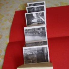 Fotografía antigua: RECUERDO DE GRANADA: ÁLBUM DE 12 FOTOS (SERIE 1ª, HIJOS F. GALLEGOS, 1940-50'S) ¡ORIGINALES!. Lote 50659127