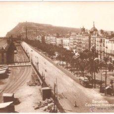 Fotografía antigua: BARCELONA PASEO DE COLÓN. Lote 10051021