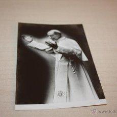 Fotografía antigua: FOTO DEL PAPA=ESTAMPERIA DE ARTE =P,PINO 1 BARCELONA=. Lote 50867649