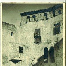 Fotografía antigua: FOTOGRAFIA TARRAGONA AÑO 1933 8,2 X 13 CM (APROX). Lote 51026452