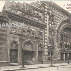 Fotografía antigua: BILBAO BILBO TEATRO CAMPOS ELISEOS AÑOS 20 POSTAL (REF.A66). Lote 51063230