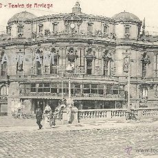Fotografía antigua: BILBAO BILBO TEATRO DE ARRIAGA AÑO 1911 - (REF A101) POSTAL. Lote 51070065