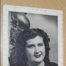 Fotografía antigua: ANTIGUA FOTOGRAFIA TARJETA POSTAL LA UNIÓN CARTAGENA MURCIA. Lote 51110487