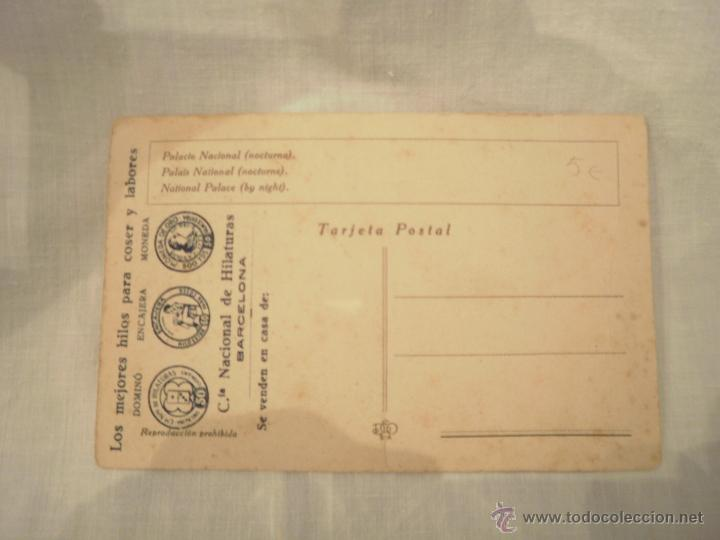 Fotografía antigua: ANTIGUA POSTAL EXPOSICION INTERNACIONAL BARCELONA 1929 - Foto 2 - 51524885