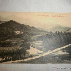 Fotografía antigua: ANTIGUA FOTOGRAFIA DE ARBUCIES. THOMAS. Lote 51525216