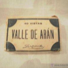 Fotografía antigua: 40 ANTIGUAS FOTOGRAFIAS DEL VALLE DE ARAN.. Lote 51525375