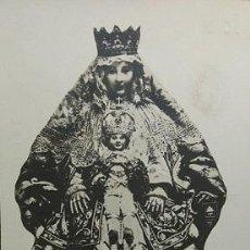 Fotografía antigua: ANTIGUA FOTOGRAFIA DE NUESTRA SEÑORA DE LOS REYES PATRONA DE SEVILLA 1924. Lote 51620375
