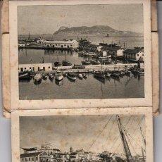 Fotografía antigua: POSTALES ALGECIRAS. Lote 52149496