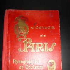 Alte Fotografie - fotografias souvenir en color paris - 52870580