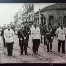 Fotografía antigua: FOTOGRAFÍA ANTIGUA. ALFONSO XIII. 1913.. Lote 52903792