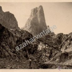 Fotografía antigua: BADAJOZ, 1925, PICO DEL ASNO, FOT.OLIVENZA. Lote 54027218