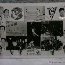 Fotografía antigua: ANTIGUA POSTAL - CAMPEONATO NACIONAL DE AFICIONADOS - BARCELONA 25-28 MAYO 1967. Lote 54259252