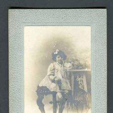 Fotografía antigua: FOTOGRAFÍA MODERNISTA. MARINÉ. BARCELONA. C. 1910. Lote 54308463