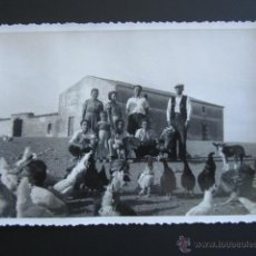 Fotografía antigua: FOTO POSTAL VALENCIA DE ALCÁNTARA, CÁCERES. FOTÓGRAFO BARRERA, MÉRIDA (BADAJOZ).. Lote 54731416