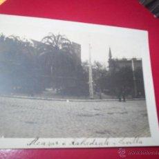 Fotografía antigua: FOTO SEVILLA 1910 . Lote 54821969