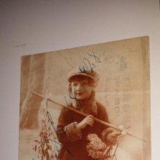 Fotografía antigua: NIÑA - 1928. Lote 54841675