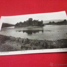 Fotografía antigua: ANTIGUA TARJETA POSTAL - BEHOBIA - PAÍS VASCO - AÑOS 50. Lote 54888611