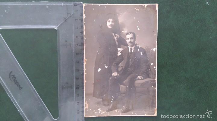 Fotografía antigua: FOTOGRAFIA POSTAL. TARJETA POSTAL UNIVERSAL - Foto 2 - 55799168