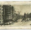 Fotografía antigua: ANTIGUA TARJETA POSTAL DE VALENCIA *PLAZA DEL CAUDILLO*. Lote 56635683