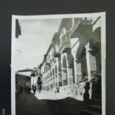 Fotografía antigua: FOTOGRAFÍA CÁCERES. GUADALUPE. AÑO 1968. 9,8 X 6,8 CM. Lote 56933833