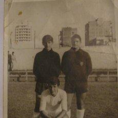 Fotografía antigua: ANTIGUA FOTO FOTOGRAFIA JUGADOR FUTBOLISTA VALENCIA CLUB DE FUTBOL AÑOS 60?? TJ. Lote 56986579