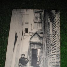 Fotografía antigua: TARJETA POSTAL ANTIGUA DE LA CALLE SOLEDAD DE TOLEDO. Lote 57098204