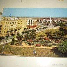 Fotografía antigua: HUELVA AVENIDA FEDERICA MAYO CAJ2. Lote 57338112