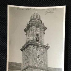 Fotografía antigua: 3 FOTOGRAFIAS ANTIGUAS - PONTEVEDRA - OYA - OLLA. Lote 57344495
