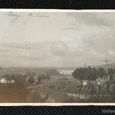Fotografía antigua: GALICIA - PONTEVEDRA - TUY - TUI - FOTOGRAFIA ANTIGUA. Lote 57344545
