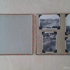 Fotografía antigua: ÁLBUM CON 20 FOTOS ANTIGUAS DE DIFERENTE INTERÉS ( VER DESCRIPCIÓN ) -- AÑOS 50 -- TODAS 8,5 X 6 --. Lote 57350358
