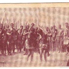 Fotografía antigua: BILHETE POSTAL BATUQUE RELIGION DE PUEBLOS LUSITANA LUANDA. Lote 57486240