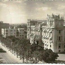 Fotografía antigua: TARJETA-FOTOGRAFÍA DE *ALICANTE, AÑOS 50*. Lote 57657290