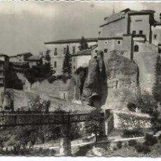 Fotografía antigua: ANTIGUA TARJETA POSTAL DE *CUENCA, AÑOS 50-60*.. Lote 57657793