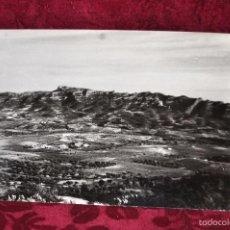 Photographie ancienne: ANTIGUA FOTOGRAFIA DE GANDESA (TARRAGONA). AÑOS 50. VISTA PANORAMICA. Lote 57762871